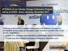 Action COP23